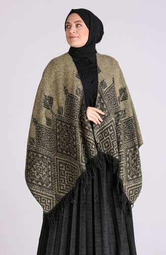 Ponchos Moutarde 13203-05