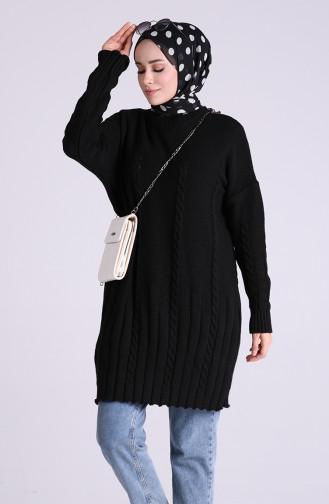 Tunique Noir 0613-06