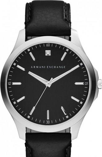 Schwarz Uhren 2182