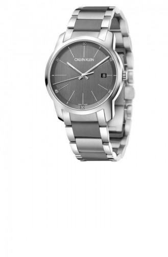 Silver Gray Watch 2G2G1P4