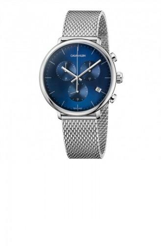 Silbergrau Uhren 8M2712N