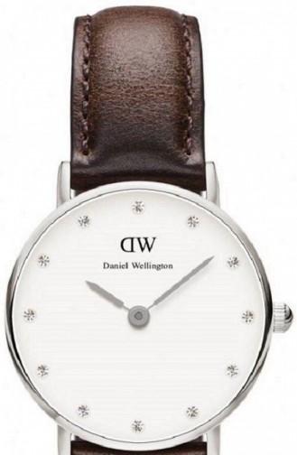Braun Uhren 0923DW