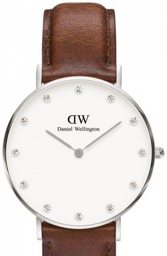 Brown Watch 0960DW