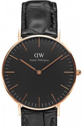 Schwarz Uhren 00100141