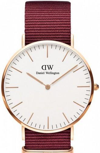 Claret red Watch 00100267