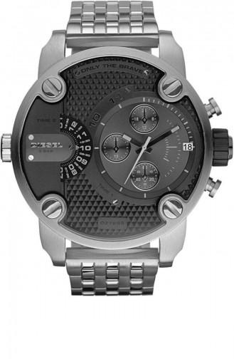 Silbergrau Uhren 7259
