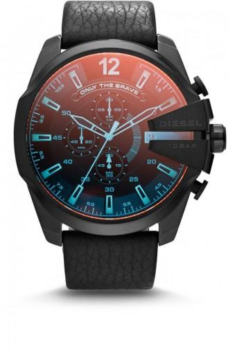 Schwarz Uhren 4323