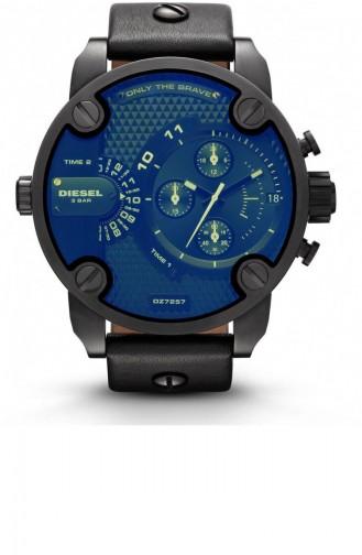 Navy Blue Watch 7257