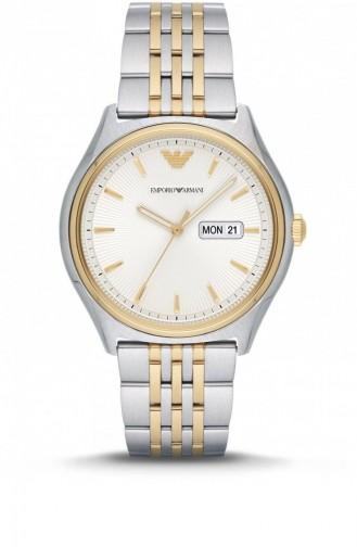 Golden Yellow Watch 11034