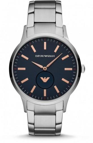 Silver Gray Horloge 11137