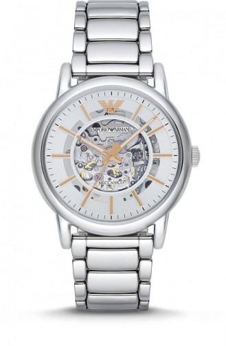 Silver Gray Watch 1980