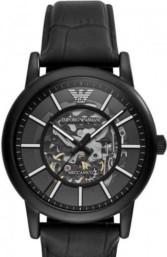 Schwarz Uhren 60008