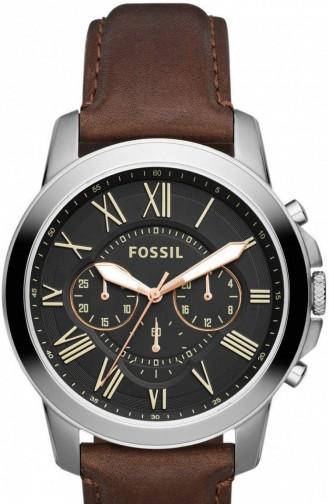Brown Watch 4813