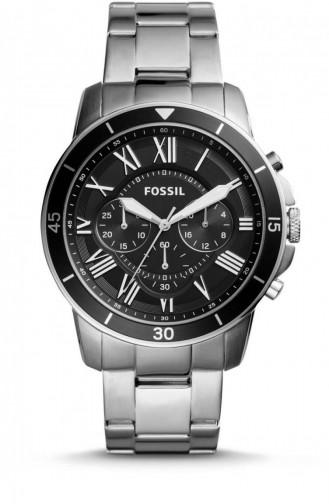 Silbergrau Uhren 5236