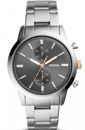 Silver Gray Watch 5407