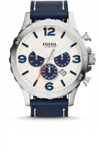 ساعة أزرق كحلي 1480