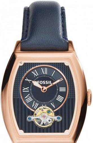Navy Blue Watch 3048