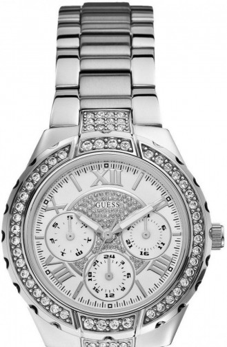 Silver Gray Watch 0111L1