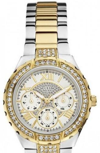 Golden Yellow Watch 0111L5