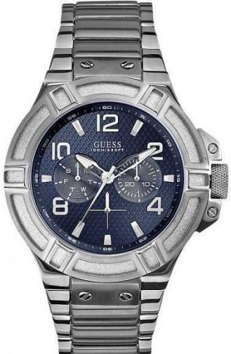 Silbergrau Uhren 0218G2