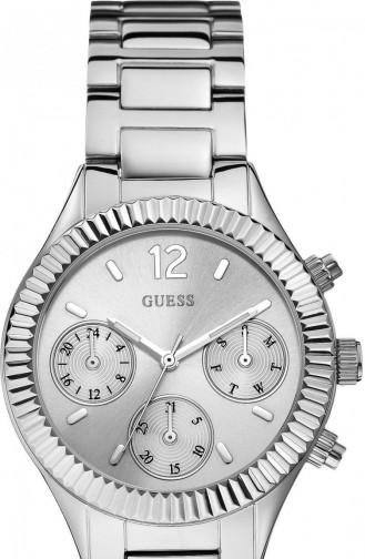 Silbergrau Uhren 0323L1