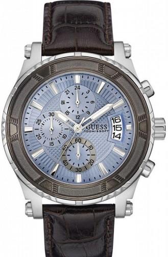 Braun Uhren 0673G1