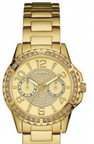 Gold Horloge 0705L2