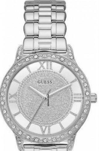 Silver Gray Horloge 1013L1