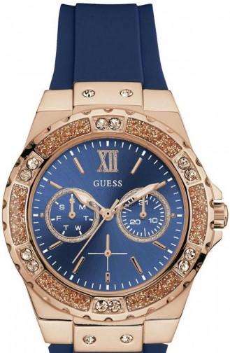 Dunkelblau Uhren 1053L1