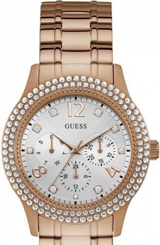 Rose Skin Watch 1097L3