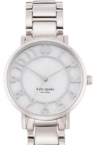 Silbergrau Uhren 1YRU0781