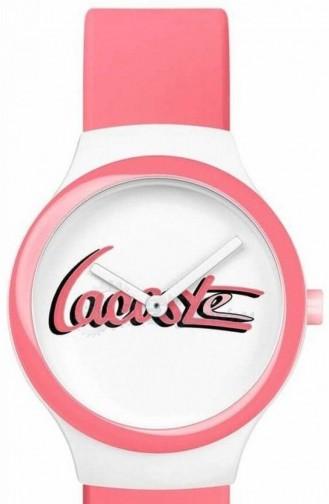 Pink Watch 2020131