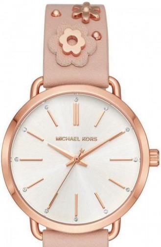 Rose Skin Watch 2738