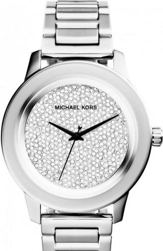 Silbergrau Uhren 5996