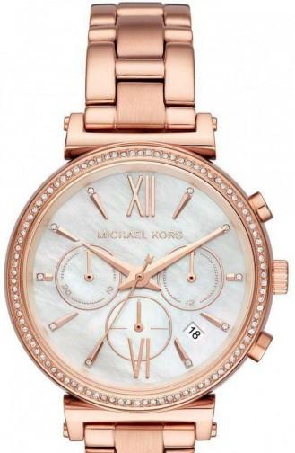 Rose Skin Horloge 6576