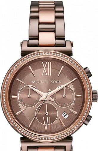 Bronze Horloge 6696