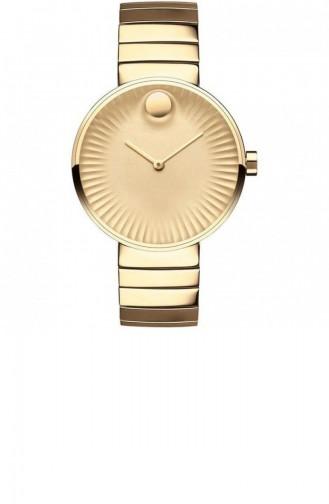 Goldgelb Uhren 3680014