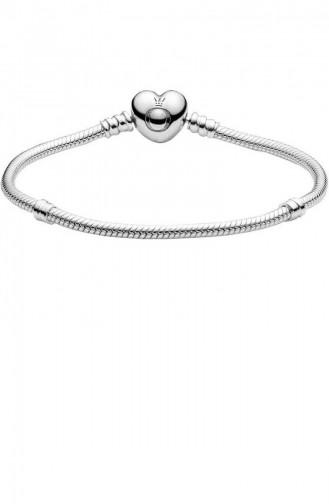 Silbergrau Armband 590719-20