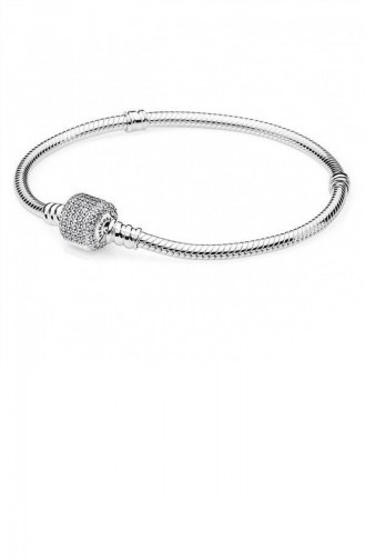 Silbergrau Armband 590723-19