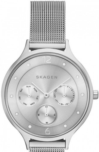 Silver Gray Watch 2312