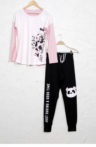 Pyjama Blanc 10690000.BEYAZ