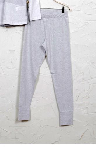 Pyjama Gris 9040720000.GRIMELANJ