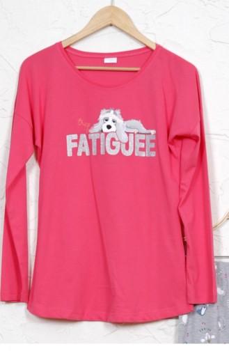 Pyjama Rose bonbons 10730041.SEKERPEMBE