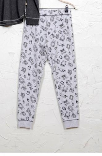 Anthracite Pyjama 8020937552.ANTRASIT