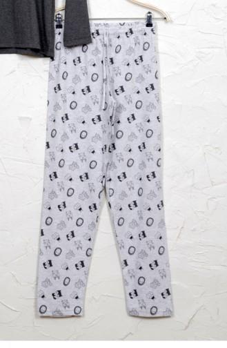 Anthracite Pyjama 8022151802.ANTRASIT