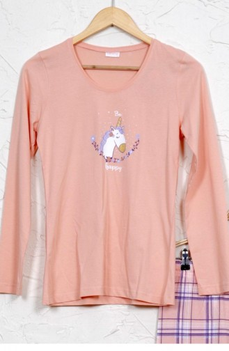 Rosa Pyjama 9030283708.PEMBE