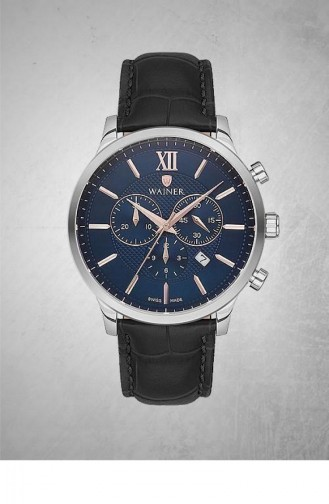 Navy Blue Watch 19144-A