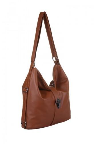 حقيبة كتف أخضر تبغ 426-091