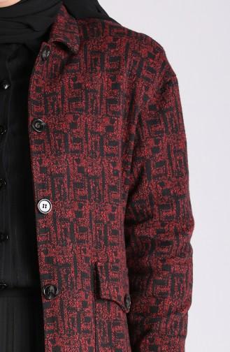 Claret red Jacket 7114-02
