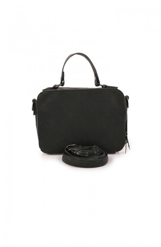 Black Shoulder Bag 36Z-01
